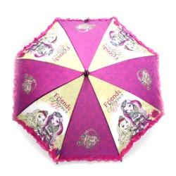 "Parasol dziecięcy 45 cm ""Ever After High"""