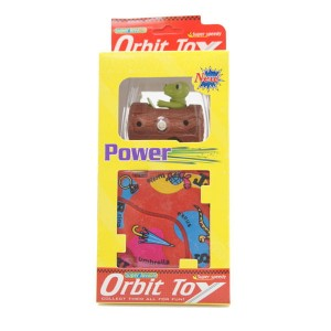 Tor + autko Power Orbit Toy