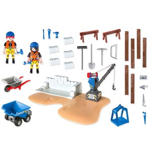 Playmobil SuperSet Plac Budowy 6144