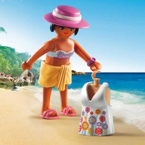 Playmobil Fashion Girl - Plaża 6886