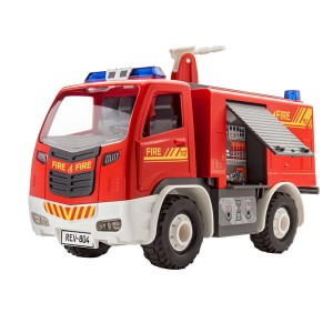 REVELL JUNIOR KIT 1/20 /00884/ Fire Truck