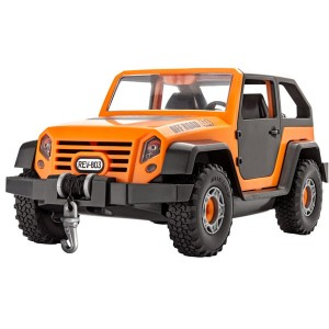 REVELL JUNIOR KIT 1/20 /00883/ Off - Road Vehicle