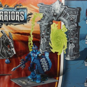 Mega Bloks Mag Warriors Dark Porta