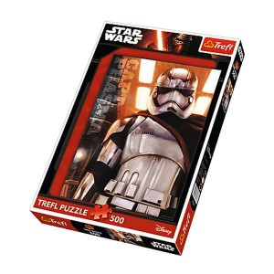 "Puzzle 500 el. TREFL ""Star Wars Kapitan Phasma"""