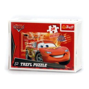 Puzzle 54 el. TREFL mini Cars 2