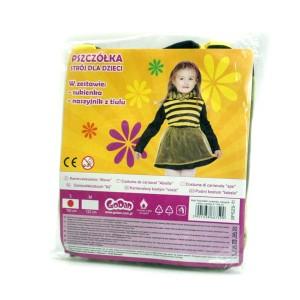 Strój dla dzieci Pszczółka 122 cm.