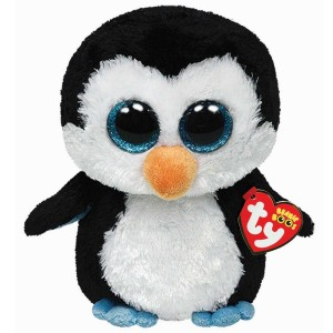 Maskotka TY Beanie Boos WADDLES Pingwin 15cm 36008