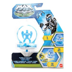 Max Steel Turbo Wojownik Turbo-kraft