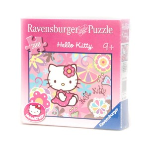 Puzzle 300 el. Hello Kitty + puzzle 60 el. High School Musical 2