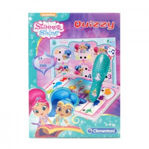 Clementoni Quizzy Shimmer i Shine