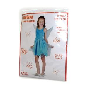 Strój dla dzieci Wróżka 120/130 cm.