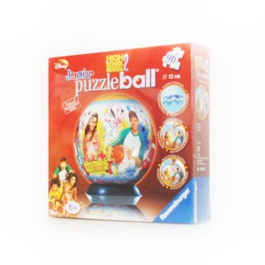 "RAVENSBURGER Puzzle kuliste 96 el. ""HSM High School Musical 2"""