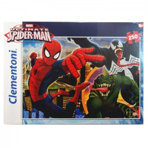 Puzzle 250 el. Ultimate Spiderman Clementoni