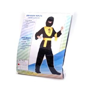 Strój dla dzieci Ninja 120/130 cm.