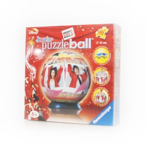 "RAVENSBURGER Puzzle kuliste 96 el. ""HSM High School Musical 3"""