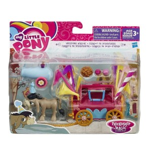 My Little Pony Friendship Magic - wóz powitalny