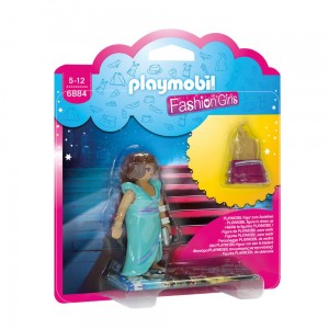 Playmobil Fashion Girl - Gala 6884