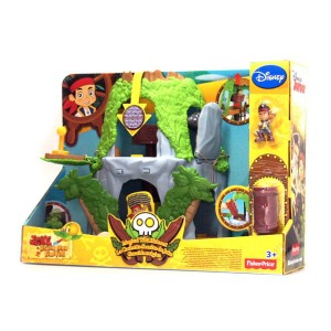 Fisher Price Jake i piraci z Nibylandii - Kryjówka