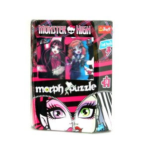 "Puzzle 50 el. 3D ""Morph"" Monster High"