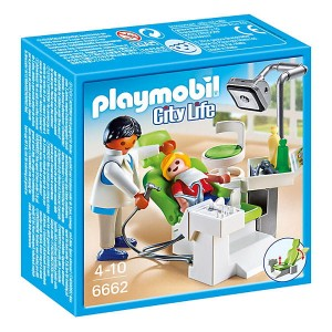 Playmobil Dentysta 6662