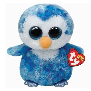 Maskotka TY Beanie Boos ICE CUBE Pingwin 24 cm 37044