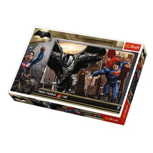 Puzzle 160 el. TREFL Batman v Superman