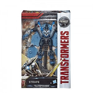 Transformers TRA MV5 Deluxe Strafe C2963