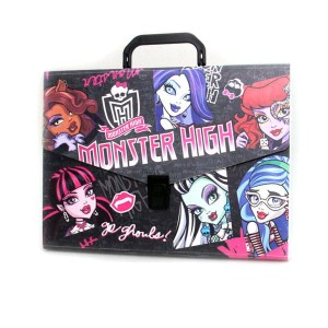 Monster High Teczka Harmonijkowa
