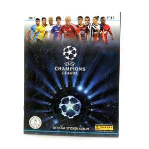 Album na naklejki UEFA Champions League 2013/2014
