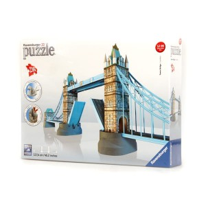 Puzzle 3D 216 el. Tower Bridge - Londyn