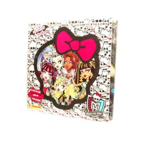 Monster High Album z naklejkami