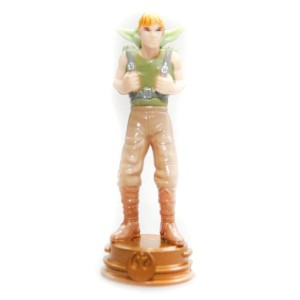 Figurka STAR WARS Luke Skywalker i Mistrz Yoda