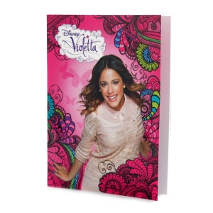 Album do naklejek Violetta